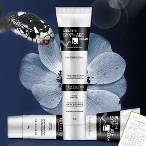 Image 3 - أفضل كوريا مستحضرات التجميل Purebess متعددة 4 Syn أك كريم 50g المضادة للتجاعيد الأفعى السم كريم SYN AKE 4%