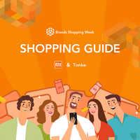 Guía de la semana de compras de 8,28 marcas: Normas de regalos gratis con cupón y descuento