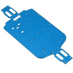 Image 5 - 1 Набор высокоскоростных металлических шасси для автомобиля Wltoys 1/18 A949 A959 B A969 A979 K929 RC