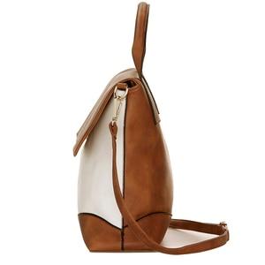 Image 3 - YASICAIDI Fashion Patchwork Pu Leather Handbags Luxury Brand Women Crossbody Shoulder Bag Female Casual Tote Ladies Hand Bags