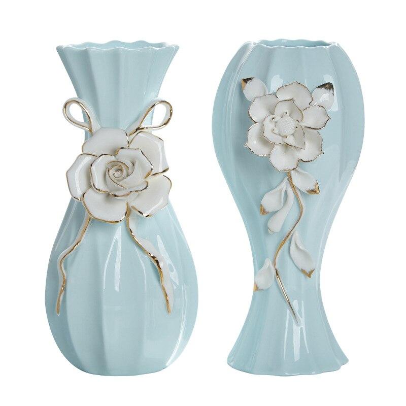 Porcelain-Vase-Living-Room-Table-Decorations-Porcelain-Vase-Modern-Simple-Household-Wedding-Decoration-Gifts (3)