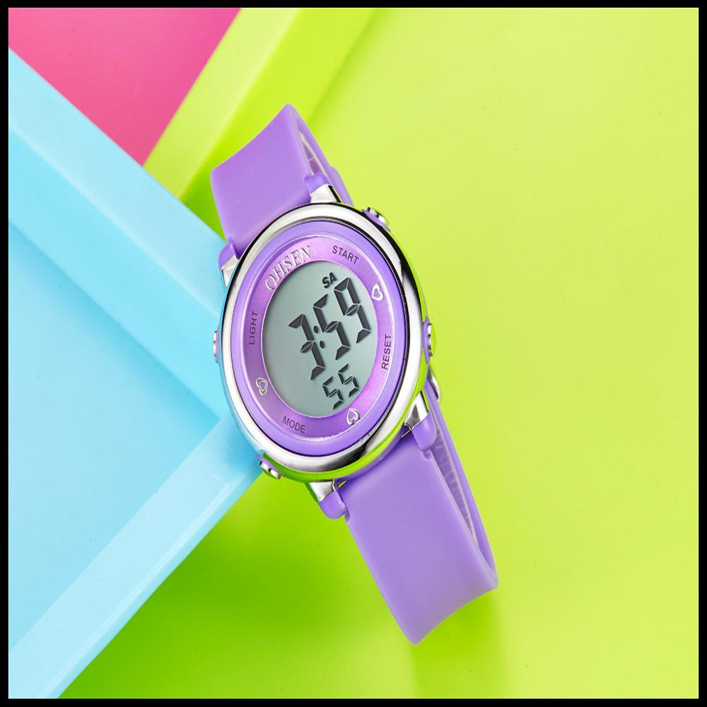 Watches Rapture Fashion New Superior Childrens Digital Led Sport Watch Casual Silicone Children Watches Wristwatch Bracelet Relogio Masculino