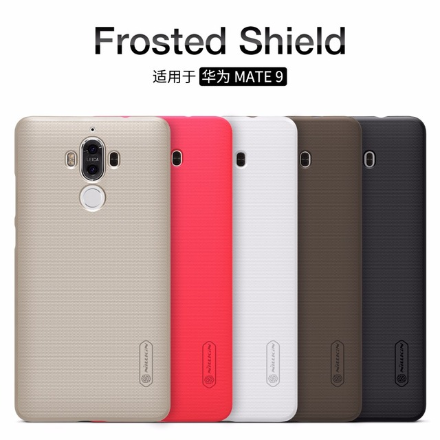 Huawei Mate 9 case Huawei Mate 9 cover NILLKIN Super Frosted Shield...