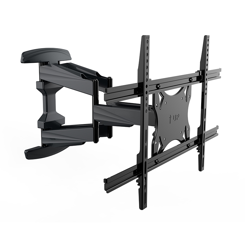 plasma flat retractable lcd bracket tv mount wall mount wall stand adjustable mount arm fit for