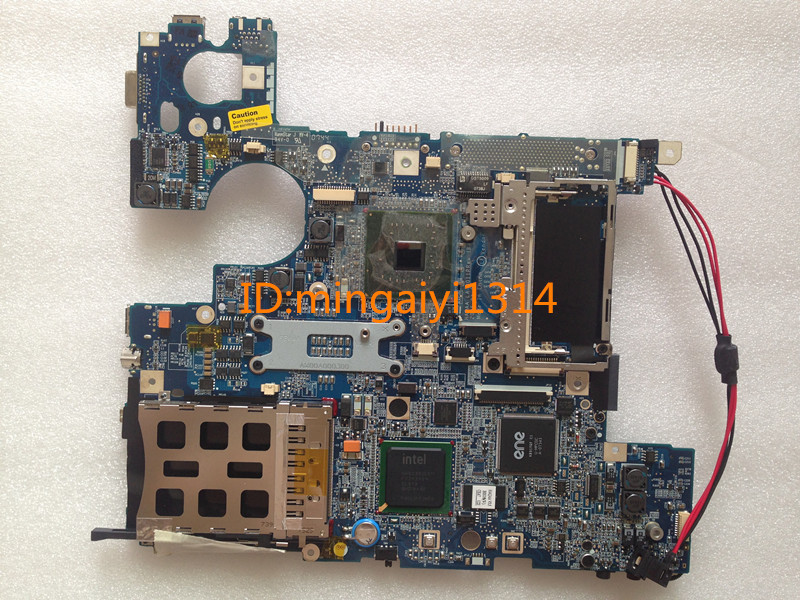 FOR Toshiba Satellite M100 M105 latop motherboard with graphics slot K000050060 LA-3011P 60days warranty
