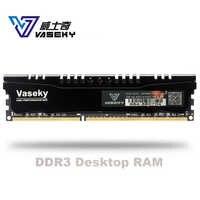 Vaseky 2 gb 4 GB 8 GB 4G 8G 2g PC mémoire RAM Memoria Module ordinateur de bureau PC3 DDR3 12800 10600 1600 MHZ 1333 mhz 16 gb 32 gb