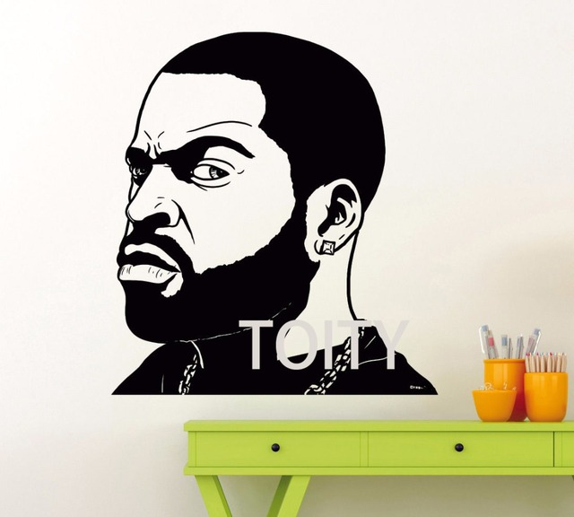 Inspirational Old School Hip Hop Decorations