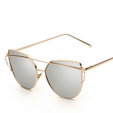 New Cheap 2018 Sunglasses Women Luxury Brand Design Mirror R