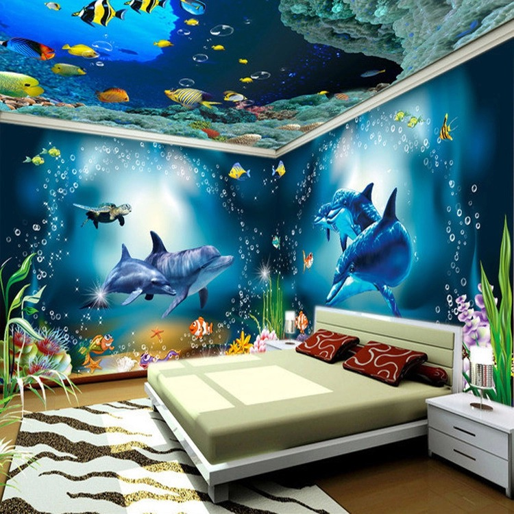 online buy wholesale ocean themed room from china ocean themed room wholesalers. Black Bedroom Furniture Sets. Home Design Ideas