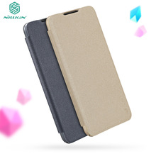 For Huawei P30 Lite / Nova 4e Case NILLKIN Sparkle PU Leather Cases Flip Cover Book Style Cell Phone Bag