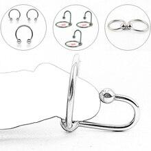 BDSM Bondage Metal Penis Ring Cock Rings Stimulating Penis Delay Ejaculation But