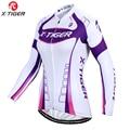 X Tiger 2020 Winter Radfahren Trikots Pro Thermische Fleece Radfahren Kleidung Warm Halten MTB Fahrrad Radfahren Kleidung Für Frauen|Rad-Trikots|Sport und Unterhaltung -