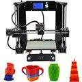 Anet A6 Kit 3D Impressora Desktop de alta Precisão de Controle LCD Screen Display DIY Arte Decoração Efeito 3D Impresso Da Máquina