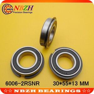 Bearing 6000 6001NR 6002NR 6003NR 6004NR 6005NR 6006 ZZ -2RS NR With a Locating Snap Ring Slot C Clip Ball Bearings