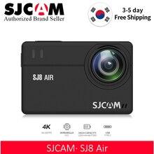SJCAM SJ8 A SJ8 Series 4K 60FPS WiFi Remote Helmet Action Camera Ambarella Chipset 4K/60FPS Ultra HD Extreme Sports DV Camera