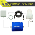 Dual Band Signal Booster CDMA 850+ PCS 1900mhz phone Repeater For North America