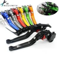 Brake Clutch Lever For Yamaha XT660 XT660R XT660X XT660Z Tenere CNC Aluminum Parts Motorcycle Accessories