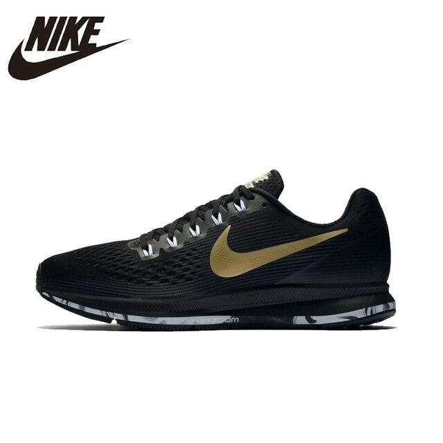 Nike Air ZOOM PEGASUS 34 Для мужчин S Кроссовки дышащие стабильность Поддержка спортивные Спортивная обувь для Мужская обувь #880555