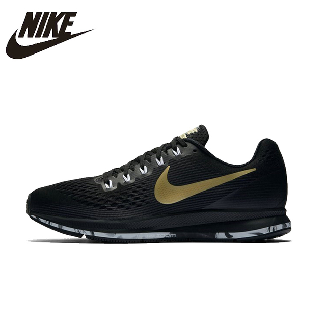 NIKE AIR ZOOM PEGASUS 34 Mens Running Shoes Mesh Breathable Stability Support Sports Sneakers For Men Shoes#880555