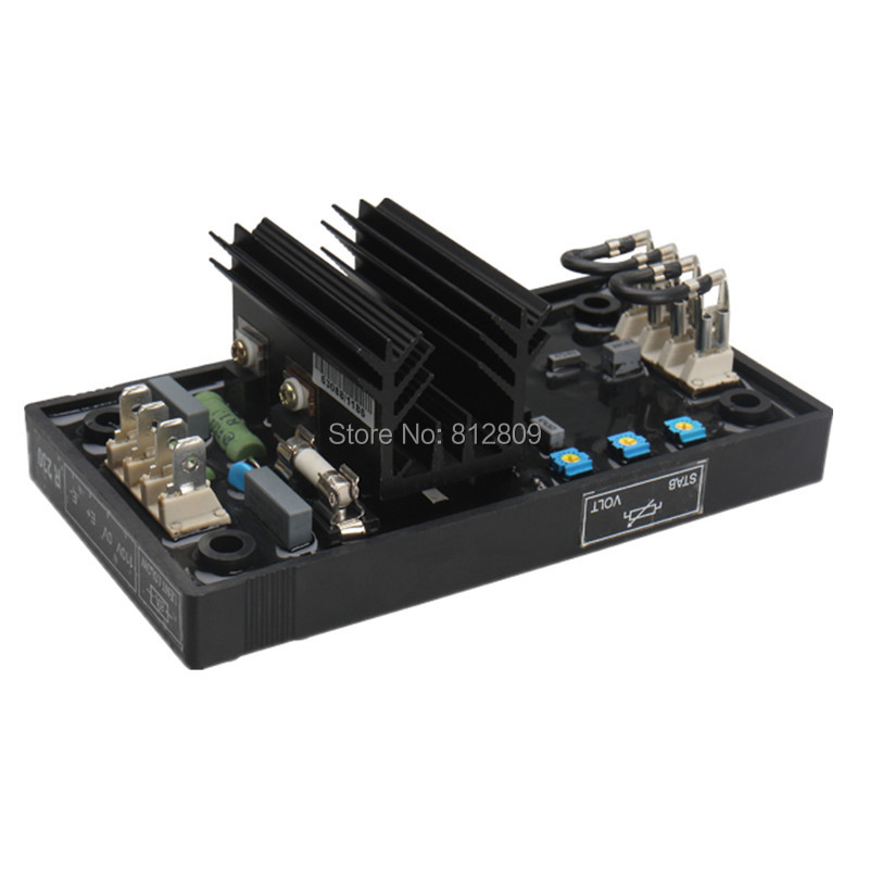 2pcs/lot Automatic Voltage Regulator AVR SX460 for Generator 12972 and r230 2pcs lot automatic voltage regulator avr sx460 for generator 12972 and r230
