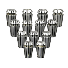 13pcs ER11/ER16 cnc router spindle collet chuck Tool Bits Holder for mini milling machine