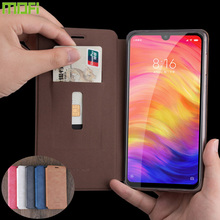MOFi For Xiaomi Redmi Note 7 Case Hight Qaulity Luxury Flip PU Leather Cases Cover Book Style
