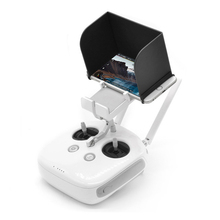 Sunshade For DJI Remote Control using Smartphone or Tablet
