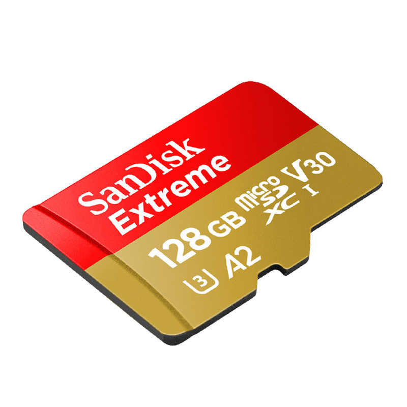 SanDisk Экстремальный Micro SD 128 ГБ 32 ГБ 64 Гб 256 Гб 400 Гб U3 V30 карта памяти 32 64 128 Гб Micro SD карта SD/TF флэш-карта MicroSD для телефона