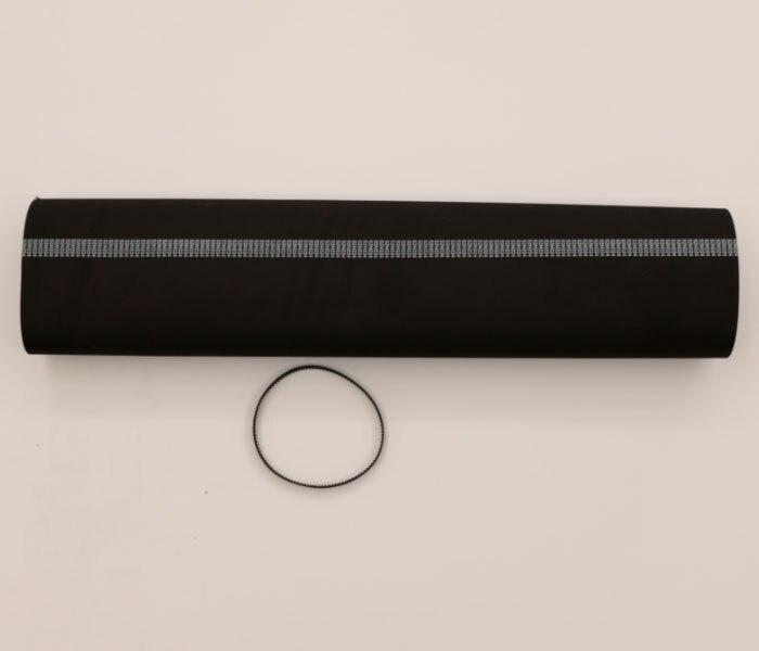1 Pcs 2gt-224-6/10mm Riem Gesloten Lus Rubber 2gt-224-6/10mm Distributieriem Tanden 112 Lengte 224mm Breedte 10/6mm Voor 3d Printer