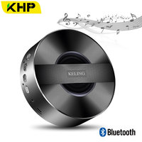 KELIN Portable Wireless Bluetooth Speaker For IPhone Samsung LG Sony Support 32G Memory Card Loudspeakers Subwoofer