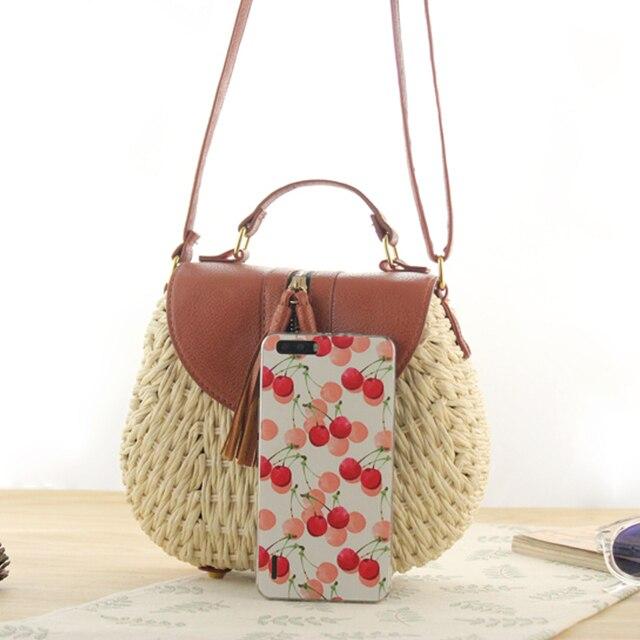 Bamboo Crossbody Bag 5