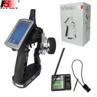 Flysky FS-iT4S 2.4GHz AFHDS 2 4CH Gun RC Car Radio System Touch Screen Transmitter Control iT4S PK FS iT4 Transmitter