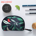 Floral Pattern Travel Cosmetic Bag Women Makeup Case Organizer for Cosmetics Portable Travel Toiletry Storage Bag