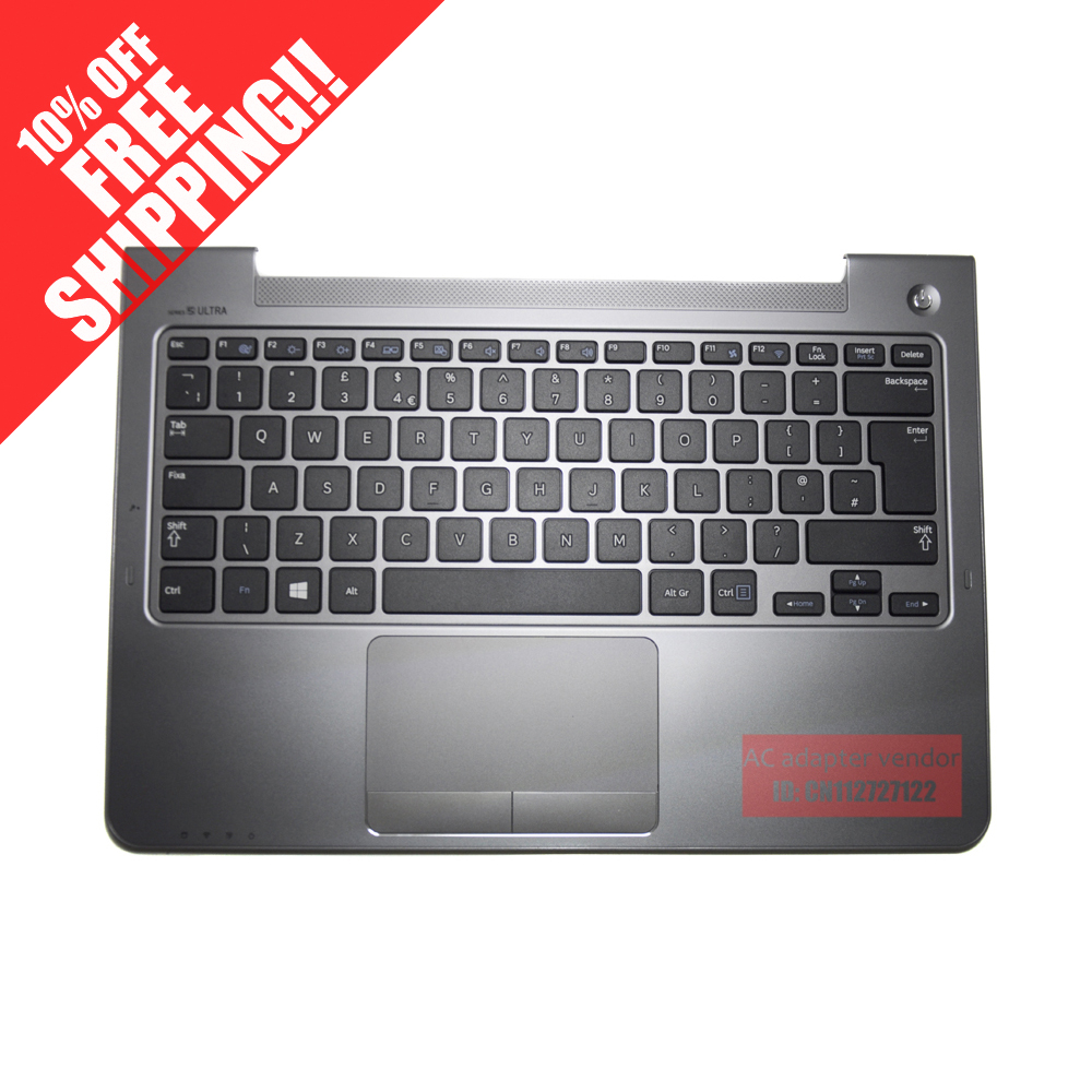 FOR Samsung NP530U3C notebook keyboard with c shell