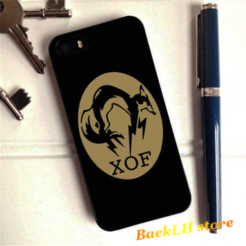 XOF METAL GEAR SOLID V THE PHANTOM PAIN cell phone case cover for iphone 4 4S 5 5S Se 5C 6 6 plus 6s 6s plus 7 7 plus &aa356