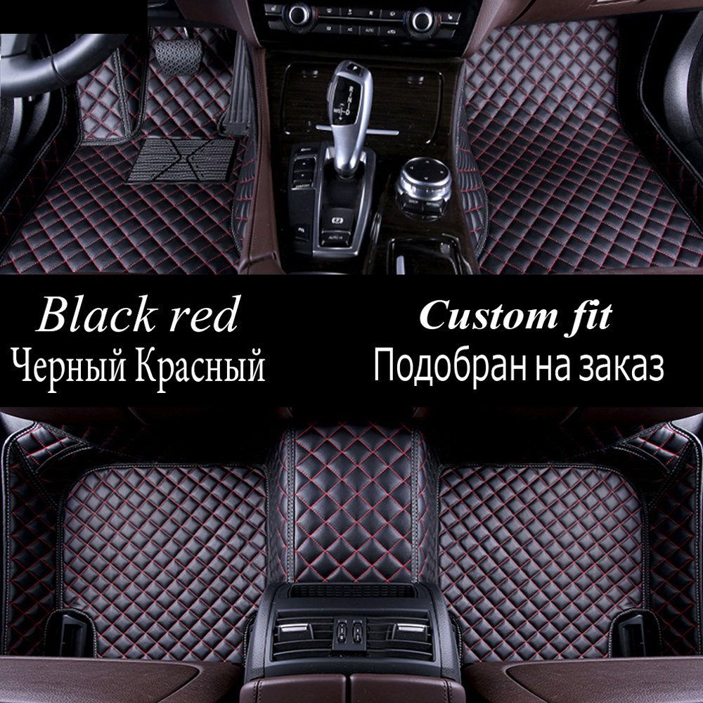Car floor mats for Mercedes Benz w211 gla w176 w204 glk w212 w205 c180 w245 w246 car styling carpet high class rugs case liners