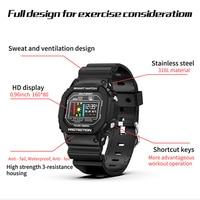 men waterproof Smart Watch Men Waterproof IP68 Blood Pressure Smartwatch Women Android Fitness Tracker Smart Watch Heartrate for IOS Android (4)