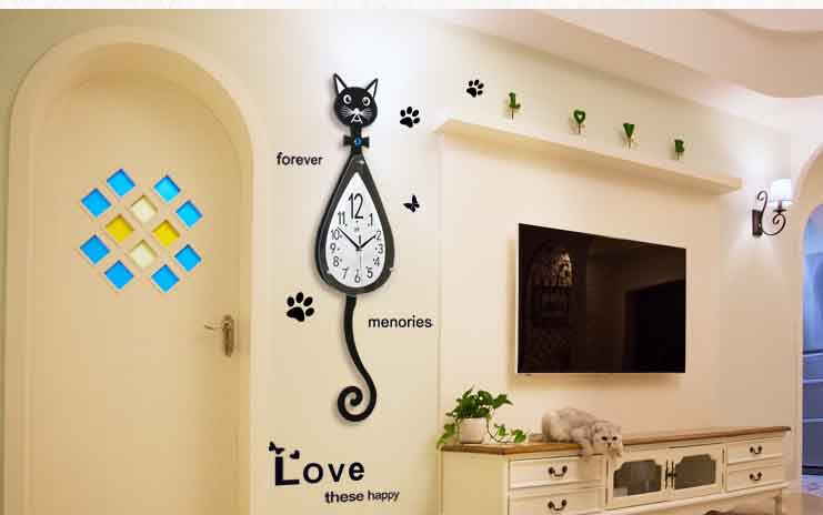 WALL CLOCK – RL09 ** FREE SHIPPING ** 1