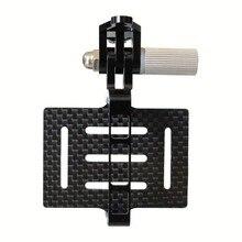 Universal For Gopro Hero 2 3 3+ FPV Carbon Fiber Camera Mount Gimbal PTZ for Phantom Walker
