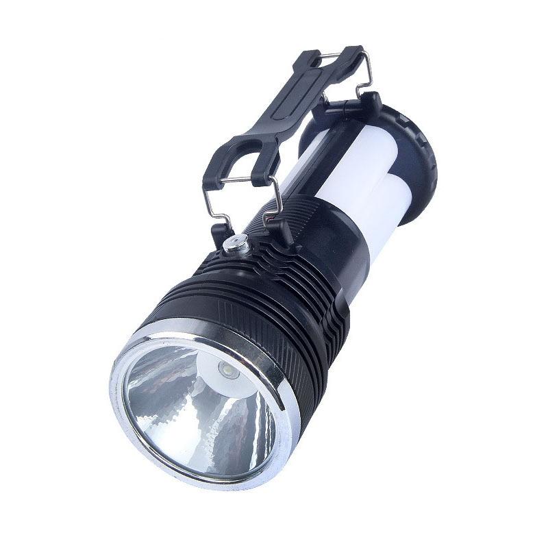 Outdoor Solar Camping Light Lamp Flashlight Emergency Lamp