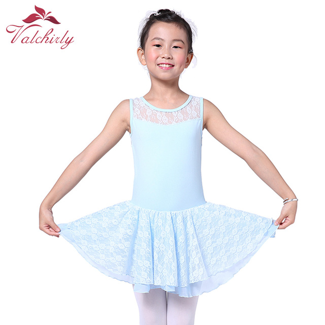 8f1cc6e4cc8f Aliexpress.com   Buy Black Lace Ballet Leotards Girls Skirt Leotard ...
