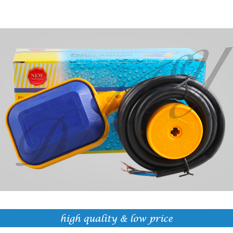 9.19Electric Liquid Water Level Switch Sensor Sump Fluid Float Pump NO/NC Controller /w Cable Water Level Sensors Tool Tools 10m pvc float level switch cable float switch liquid fluid water pump level no nc controller sensor m15 5