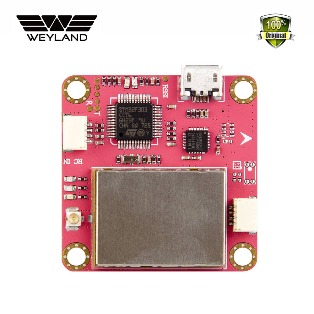 Flytower F3 Pro Flight control 48CH VTX OSD 4 in 1 ESC BLHeli_S/Dshot600 40A ESC For RC Toys FPV Drone Quadcopter upgrated flytower f4 pro flight controller board integrated osd 40a 4 in 1 w transmitter esc for fpv drone spare parts