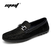 Купить с кэшбэком New Style Retro Style Men Shoes, High Quality Men Casual Shoes Sneakers, Slip On Casual Driving Shoes Men Dropshipping