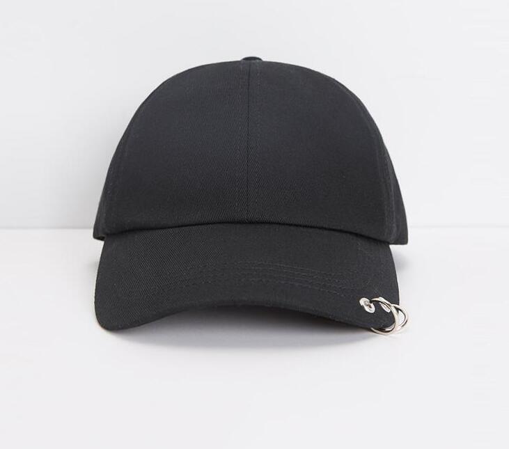 Men's Hats Kind-Hearted New Hiphop Kpop Bangtan Boys Bts Jimin Same Style Hat Unisex Cramp Ring Baseball Cap