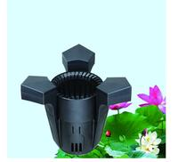 BOYU SCL 2500 sundry collector for KOI pond and fish pond Fish pond filter residue skimmer Pond oil remover