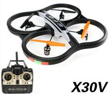 Profesional remote control quadcopter X30V 2.4G 4ch 51 CM ukuran besar rc model helikopter drone dengan HD Kamera hingga 200 M VS V262