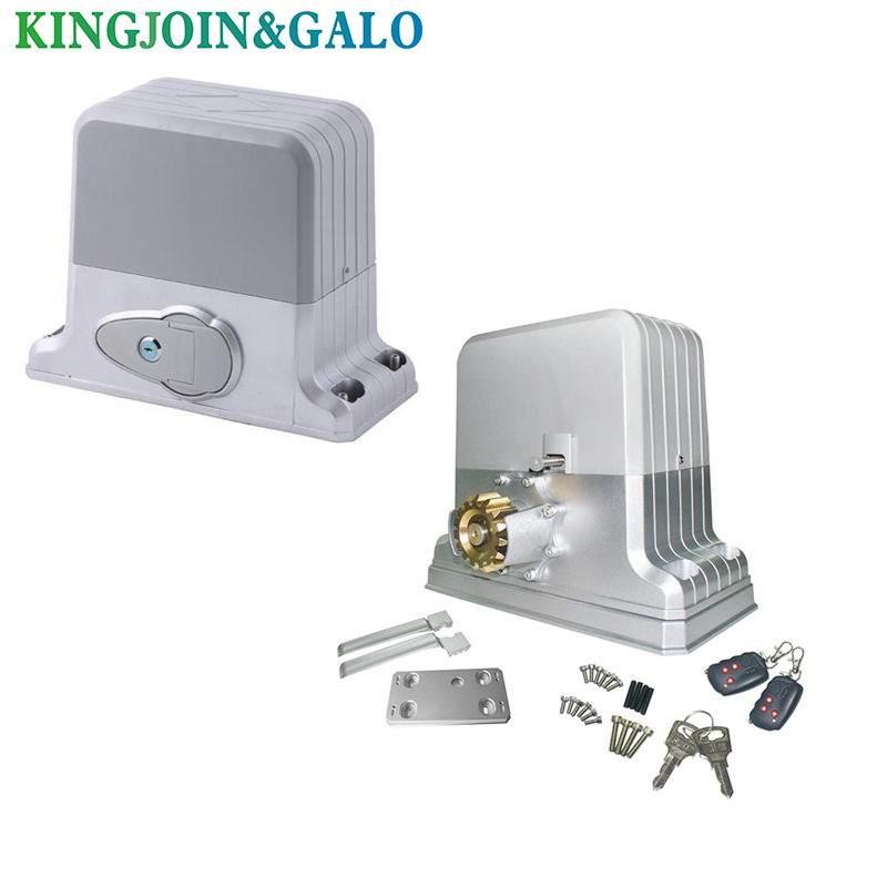 Electric door and gate operator with remote control and alarm system  1800KG. the ivory white european super suction wall mounted gate unique smoke door