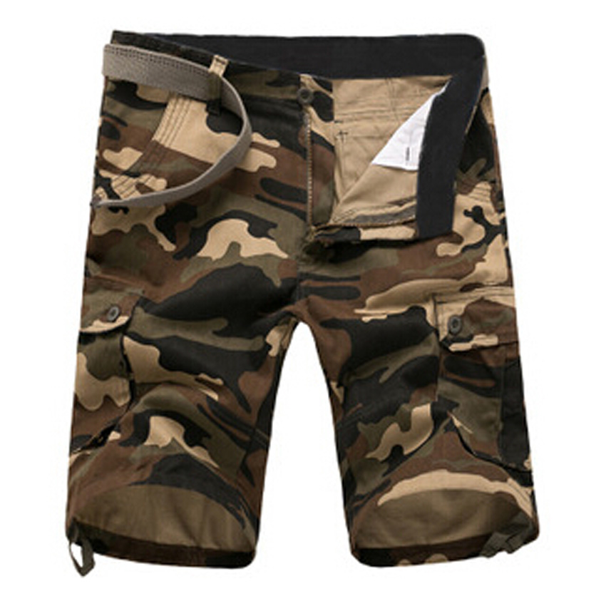 Free shoping gasp New 2018 Men shorts military shorts Fashion camouflage shorts Men Short pants 48
