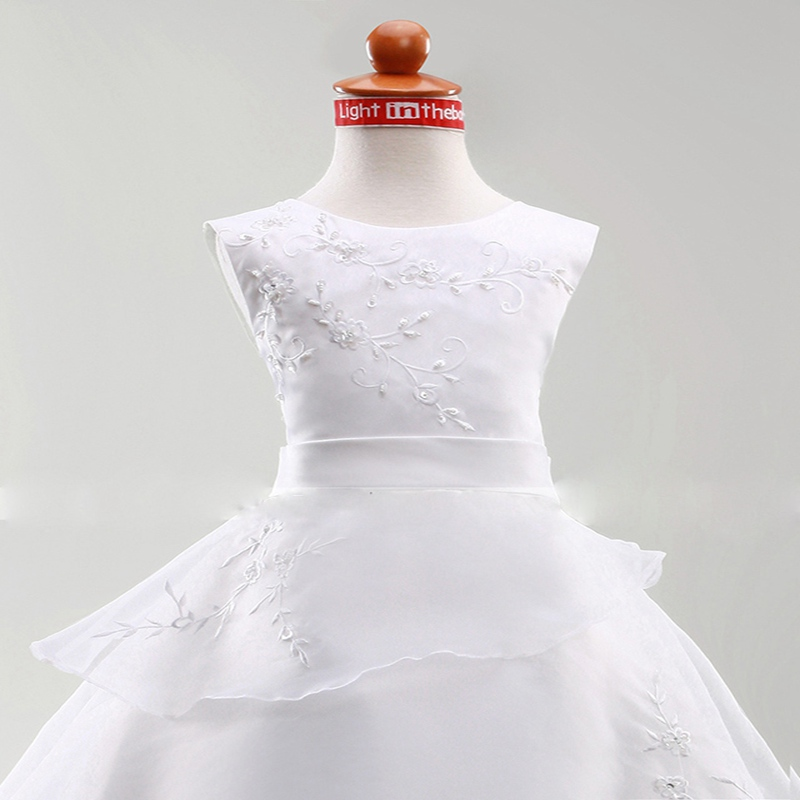 Vestidos para primera comunion bordados